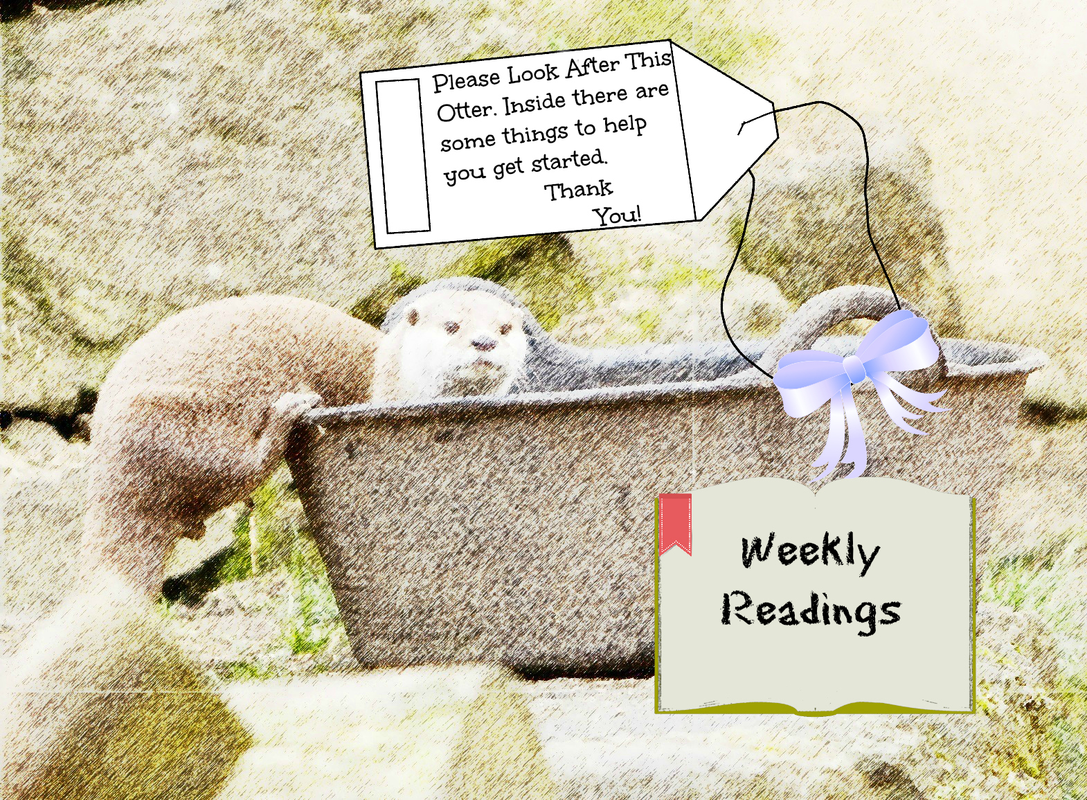 Weekly Readings V (BETA)