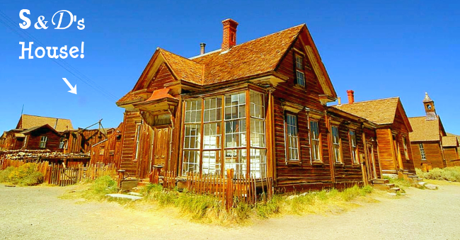 winebert and Dempsey's House