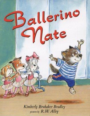 Ballerino Nate Cover 2