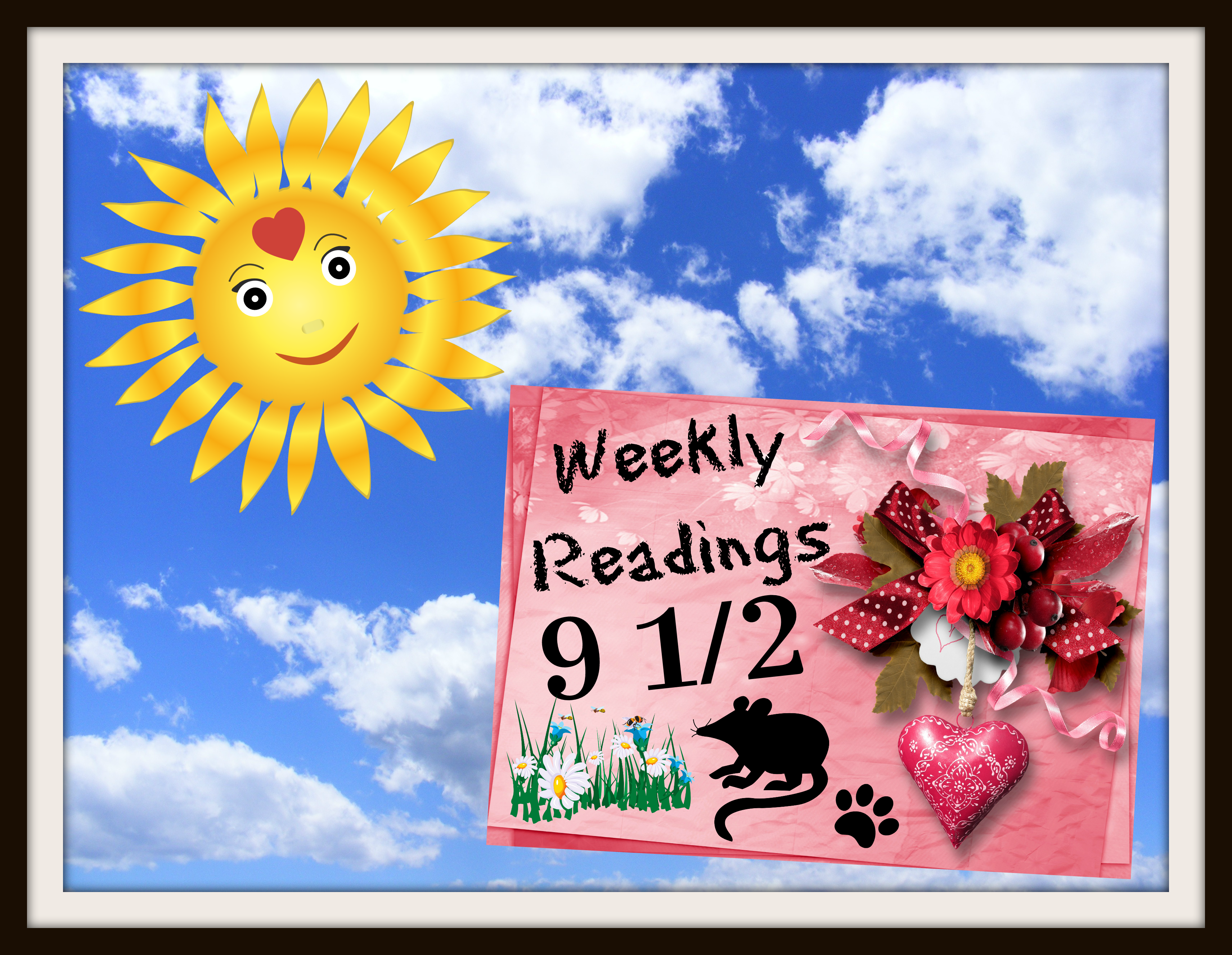 Weekly Readings 9.5 (Blank 3.5)