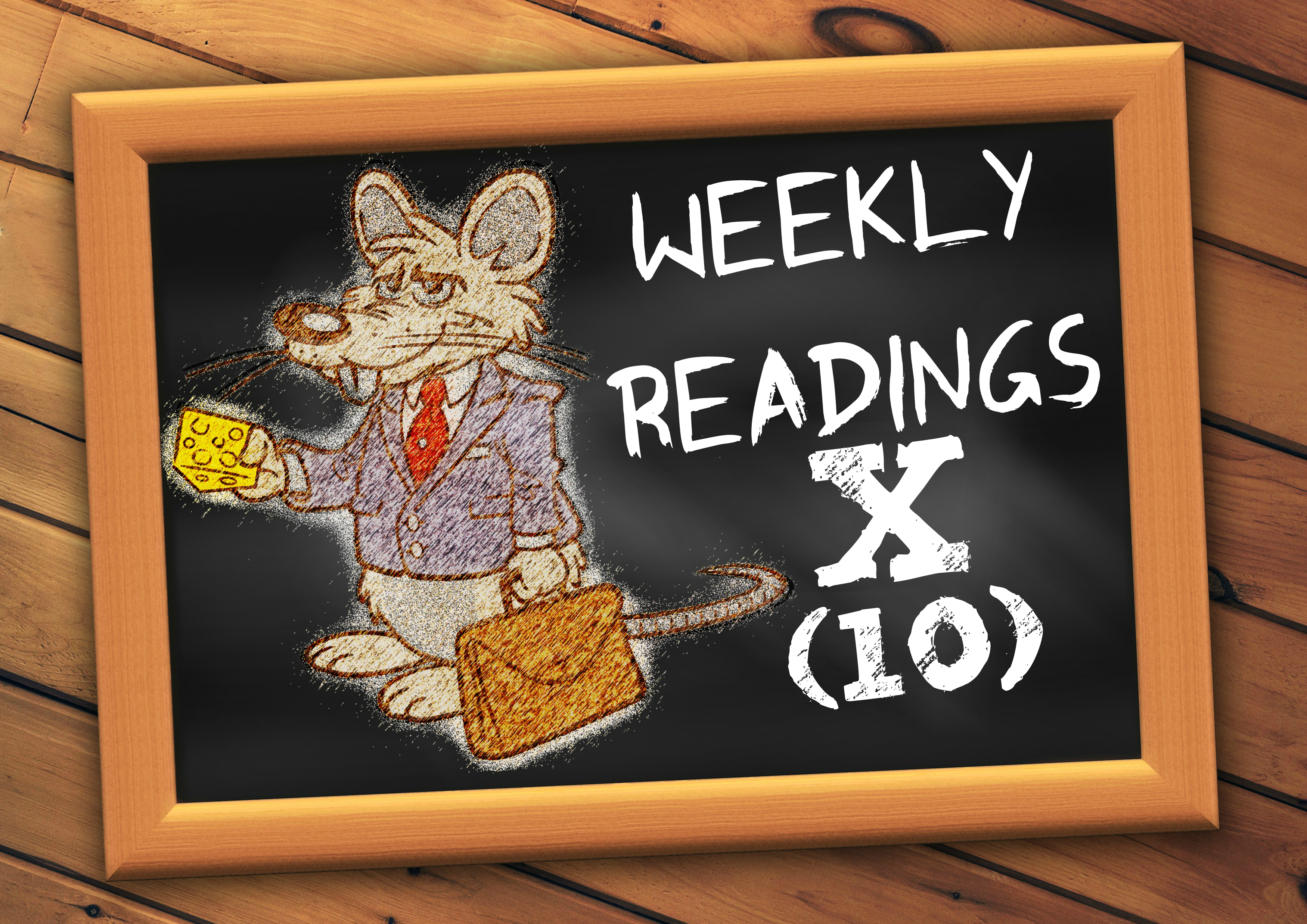 Weekly Readings X (10)