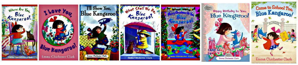 Blue Kangaroo Series