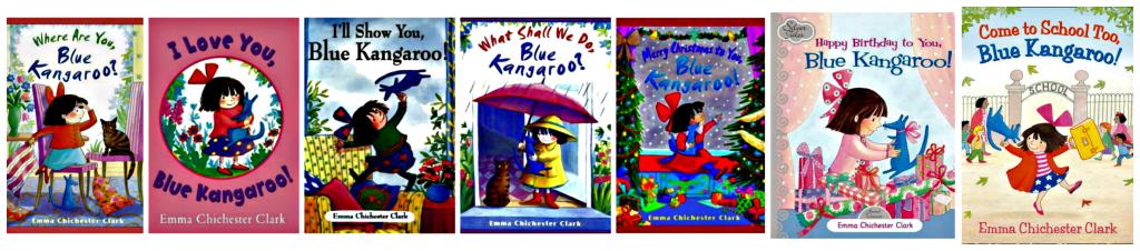 Blue Kangaroo Series