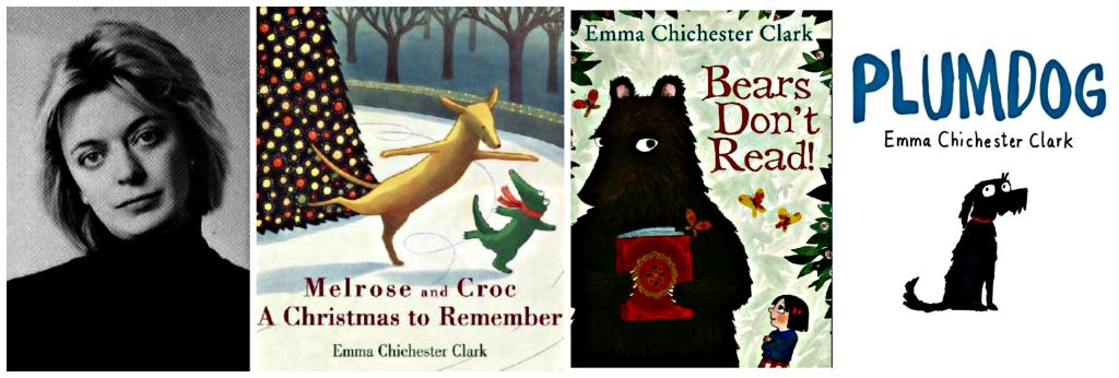 Emma Chichester Clark Spotlight