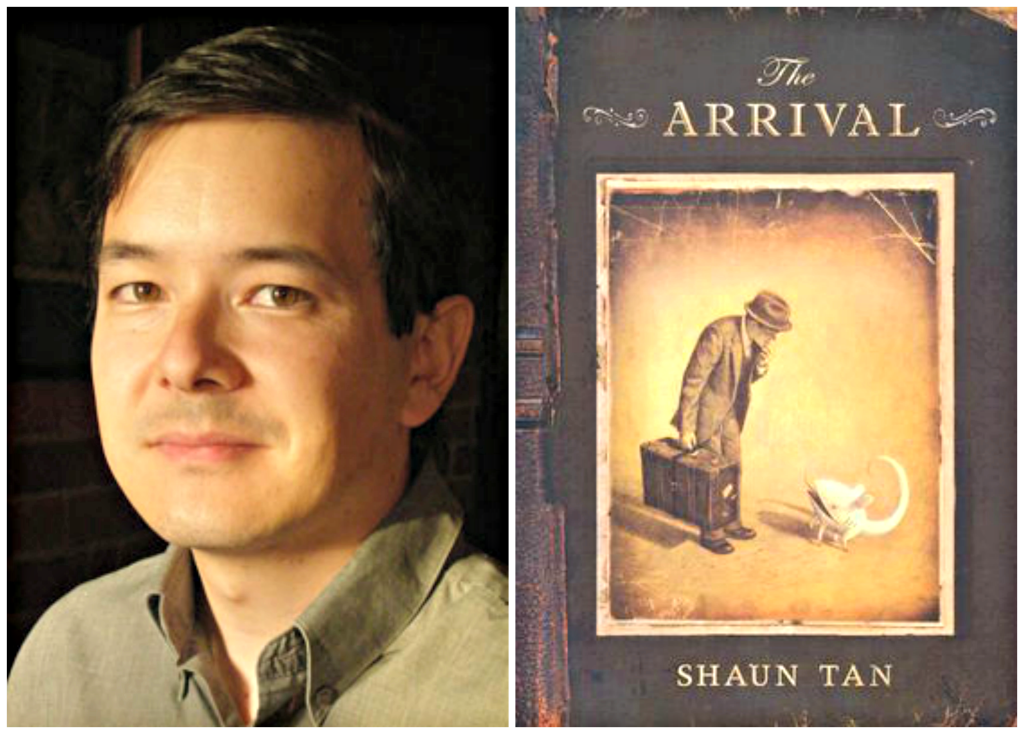 Shauna Tan + The Arrival