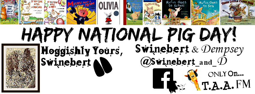 National Pig Day 2015 Banner